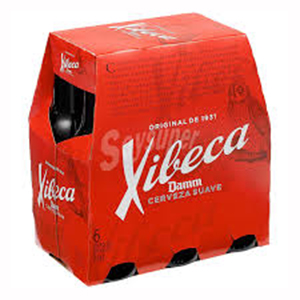 Cerveza Botella Xibeca Pack 6 25cl