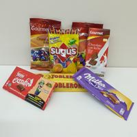 Chocolates y caramelos