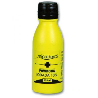 Povidona iodada Micaderm