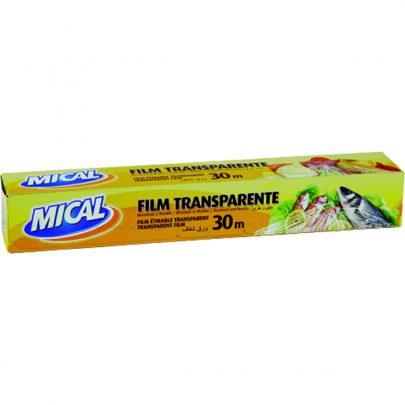 Film transparente Mical