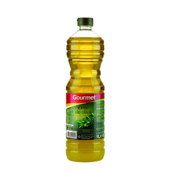 Aceite Oliva Intenso 1L 1º Gourmet