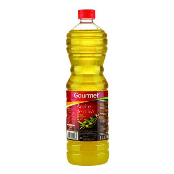 Aceite Oliva Suave 1L 0.4º Gourmet