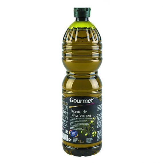 Aceite Oliva Virgen 1L Gourmet
