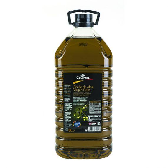 Aceite Oliva Virgen Extra O 5L Gourmet