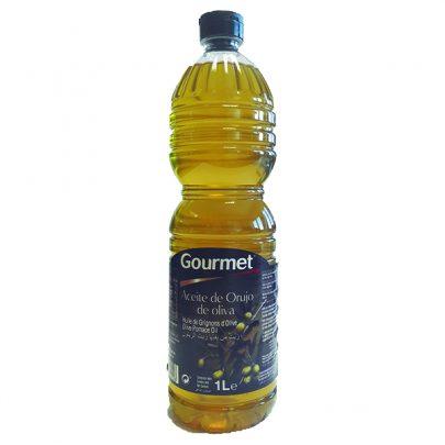 Aceite Orujo Oliva 1L Gourmet