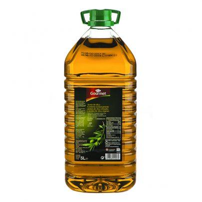 Aceite de Oliva Intenso 1º 5L Gourmet