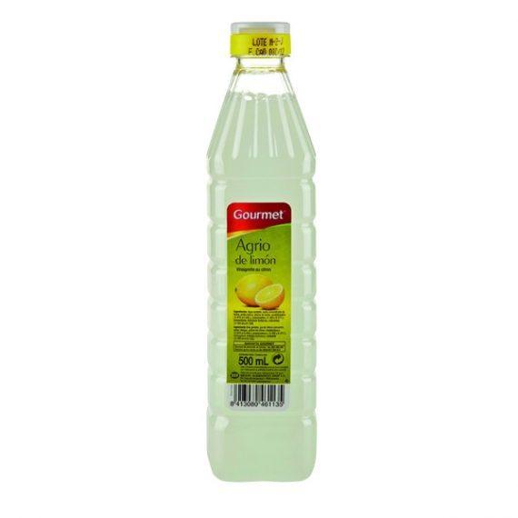 Agrio de Limón 500ml Gourmet