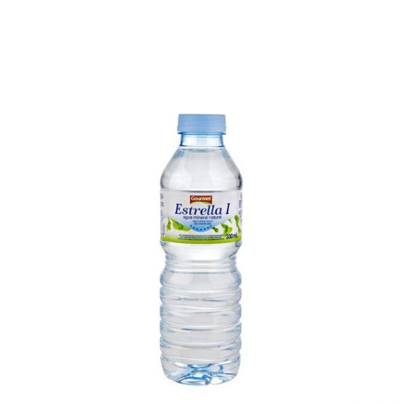 Agua Estrella 33CL Gourmet