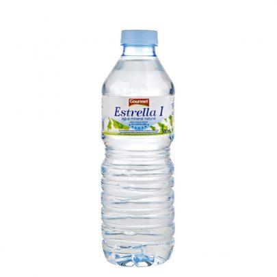 Agua Estrella 50CL Gourmet