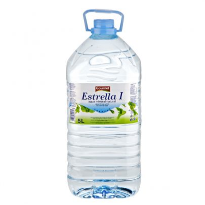 Agua Estrella 5L Gourmet
