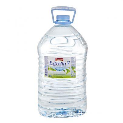 Agua Estrella 8L Gourmet