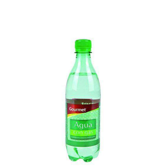 Agua con Gas 50CL Gourmet