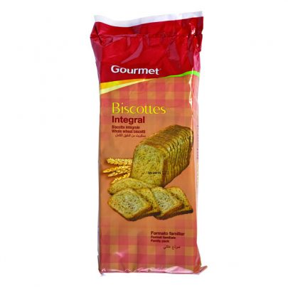Biscottes Integral Familiar Gourmet