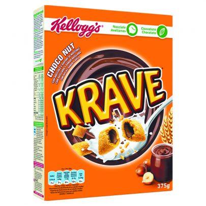 Cereales Krave 375g Kellogg's
