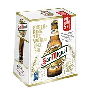 Cerveza Botella San Miguel 25cl