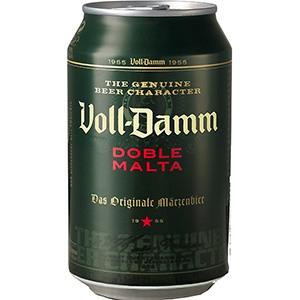 Cerveza Voll Damm lata