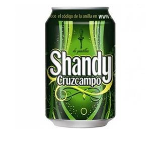Cerveza Shandy 33cl