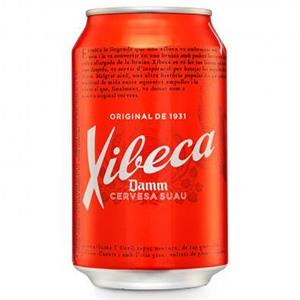 Cerveza lata Xibeca 33cl