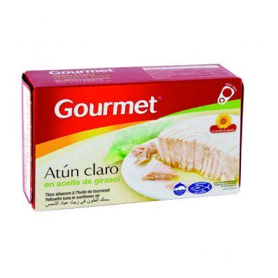 Conserva Atún Claro Girasol 73G Gourmet