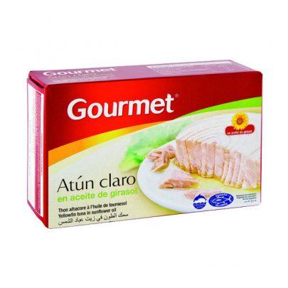 Conserva Atún Claro Girasol 145G Gourmet