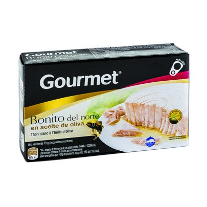 Conserva Bonito Aceite Oliva 73G Gourmet
