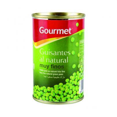 Conserva Guisantes al natural muy finos Gourmet 2