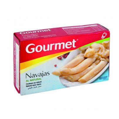 Conserva Navajas Natural Gourmet