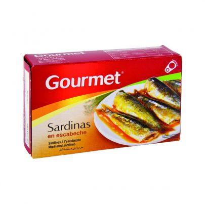Conserva Sardinas escabeche Gourmet