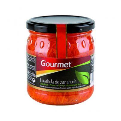 Ensalada de zanahoria Gourmet