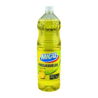 Fregasuelos frescor limón Mical