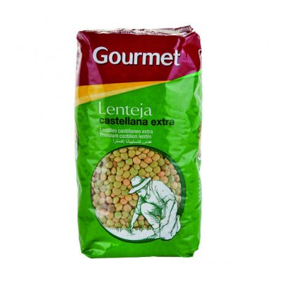 Lenteja Castellana extra Gourmet