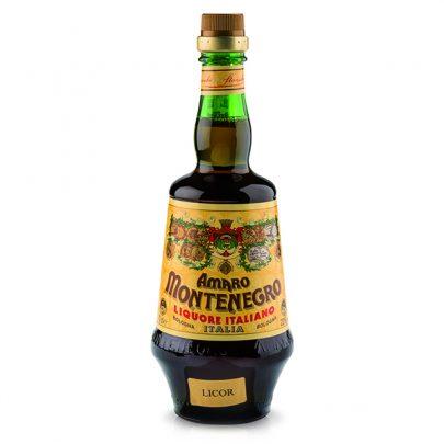 Licor Amaro Montenegro