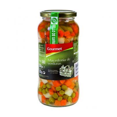Macedonia de verduras bote Gourmet