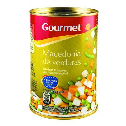Macedonia de verduras lata Gourmet