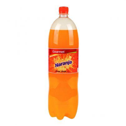 Refresco Naranja Gourmet