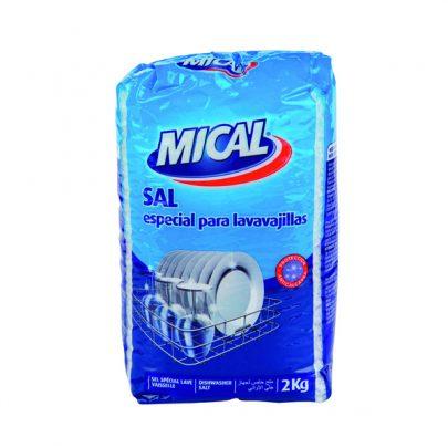 Sal especial Lavavajillas 2KG Mical