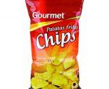 Snaks Patatas fritas Chips Gourmet