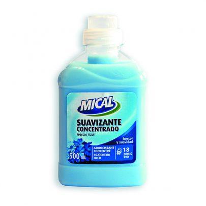 Suavizante Concentrado Frescor Azul 500ml Mical