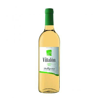 Vino Blanco Viñalón Airén Valdepeñas 2013