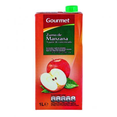 Zumo Manzana 1L Gourmet