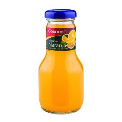 Zumo Néctar de Naranja pequeño Gourmet