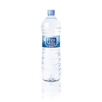 Agua font vella 1.50L