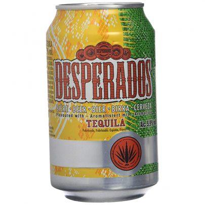Cerveza Lata Desperados 50cl