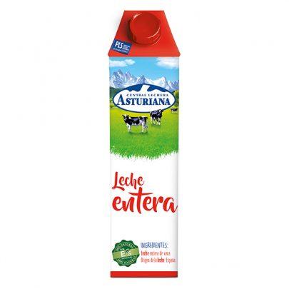 Leche Asturiana Entera 1L