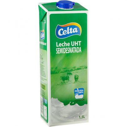 Leche Celta Semidesnatada Brick