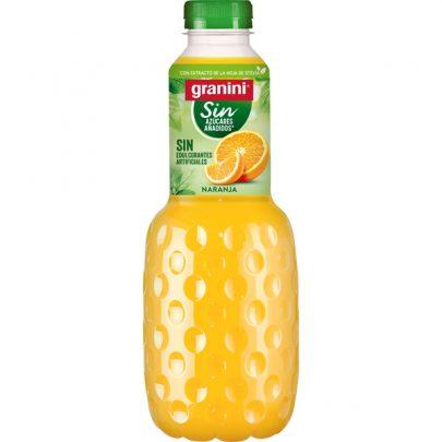 Néctar Granini Light Naranja