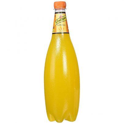 Schweppes naranja 1L