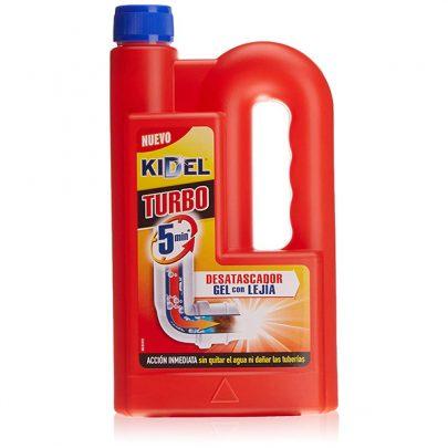 Kidel Turbo desatascador