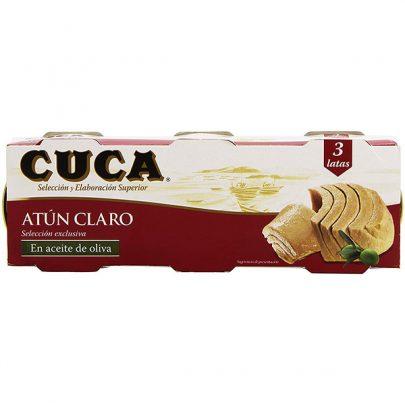 Atún Claro Cuca Aceite de Oliva