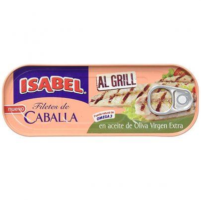 Caballa Isabel al Grill